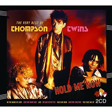 Thompson Twins HOLD ME NOW: VERY BEST OF CD