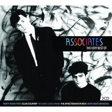 Associates VERY BEST OF CD