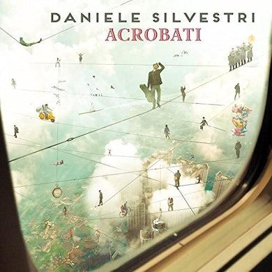 Daniele Silvestri ACROBATI Vinyl Record