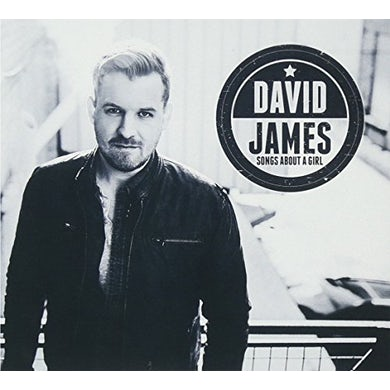 David James SONGS ABOUT A GIRL VOL 1 CD