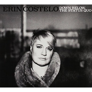 Erin Costelo DOWN BELOW THE STATUS CD
