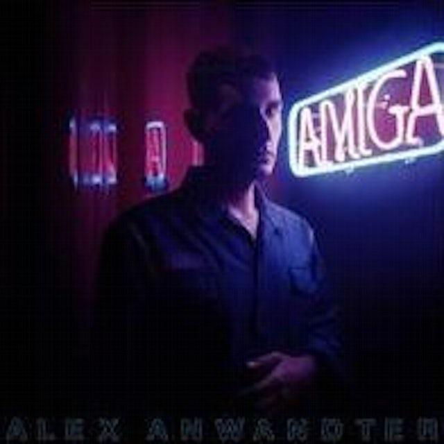 Alex Anwandter AMIGA CD