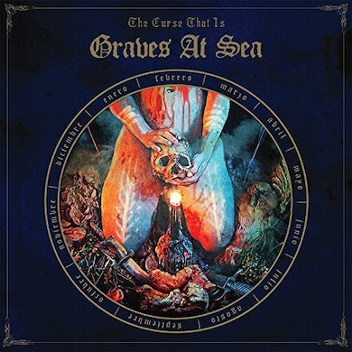 Graves at Sea CURSE THAT IS CD