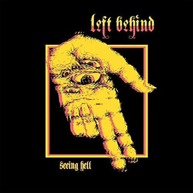 Left Behind SEEING HELL CD