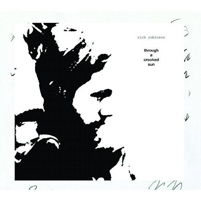 Rich Robinson THROUGH A CROOKED SUN CD