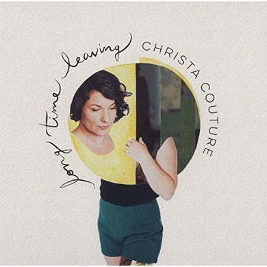 Christa Couture LONG TIME LEAVING CD