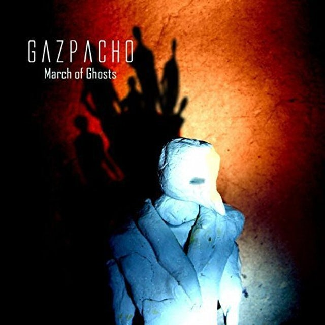 Gazpacho MARCH OF GHOSTS CD