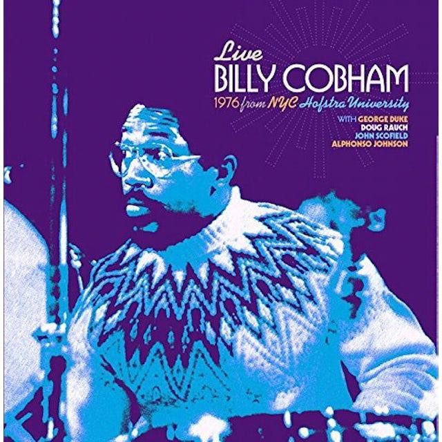 Billy Cobham LIVE AT HOFSTRA UNIVERSITY NEW YORK CD