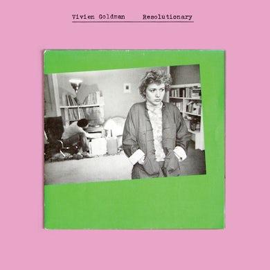 Vivien Goldman RESOLUTIONARY (SONGS 1979-1982) CD