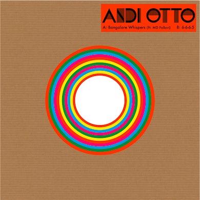 Andi Otto BANGALORE WHISPERS Vinyl Record