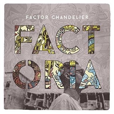 FACTOR CHANDELIER FACTORIA CD