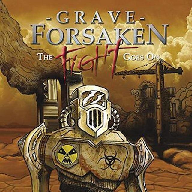 Grave Forsaken FIGHT GOES ON CD