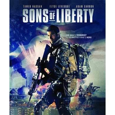 SONS OF LIBERTY Blu-ray