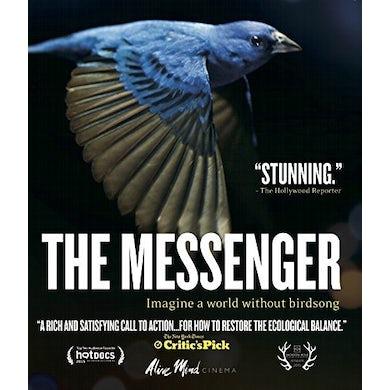 MESSENGER Blu-ray