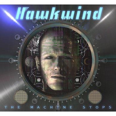 Hawkwind MACHINE STOPS CD
