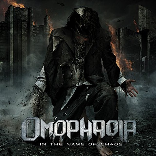 OMOPHAGIA IN THE NAME OF CHAOS CD