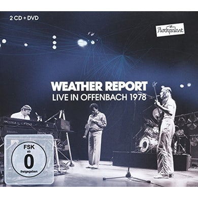 Weather Report ROCKPALAST OFFENBACH 1978 CD