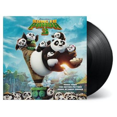 Hans Zimmer Kung Fu Panda 3 - Original Soundtrack Vinyl Record