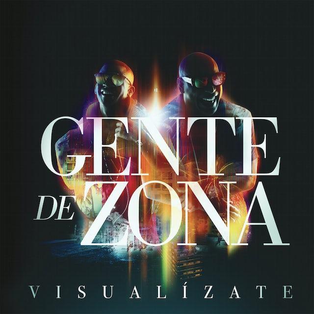 Gente de Zona VISUALIZATE CD