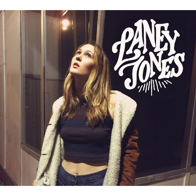 Laney Jones CD