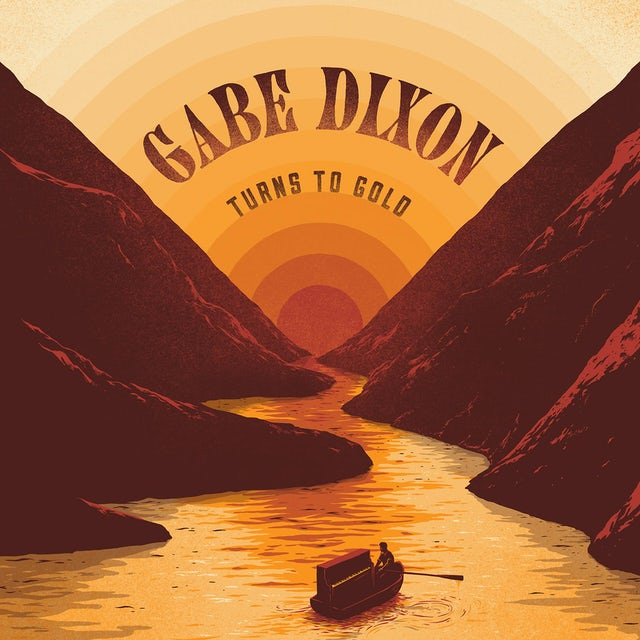 Gabe Dixon TURNS TO GOLD CD
