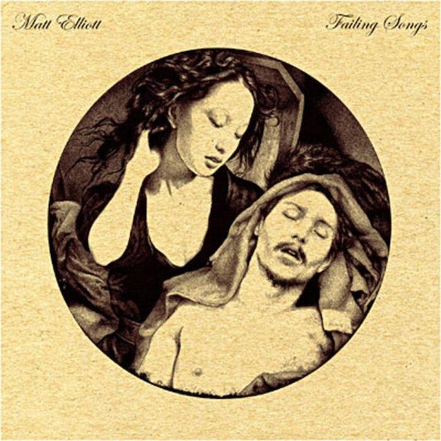 Matt Elliott FAILING SONGS CD