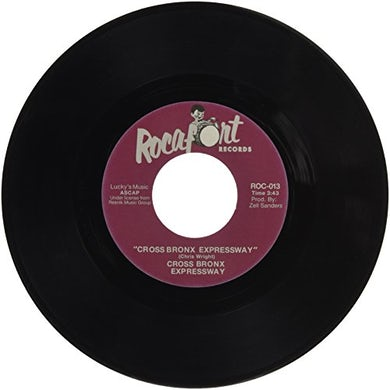 Cross Bronx Expressway HELP YOUR BROTHERS Vinyl Record