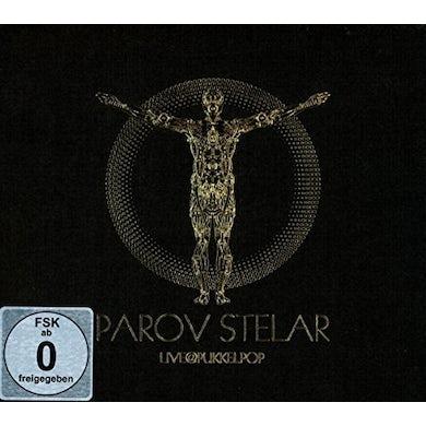 Parov Stelar LIVE AT PUKKELPOP 2015 CD