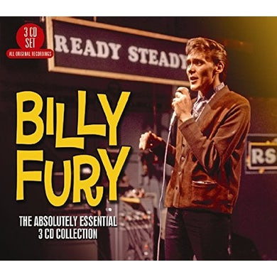 Billy Fury ABSOLUTELY ESSENTIAL CD