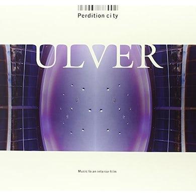 Ulver PERDITION CITY Vinyl Record