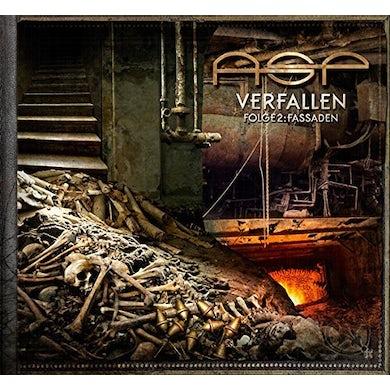 Asp VERFALLEN FOLGE 2: FASSADEN CD