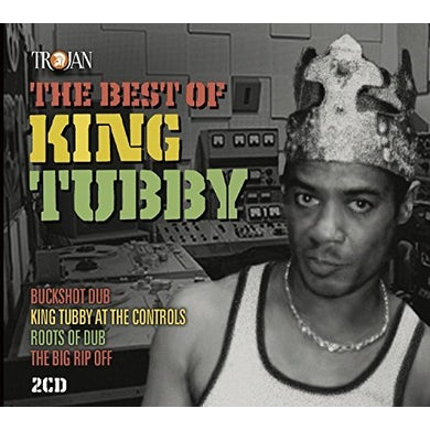 King Tubby BEST OF CD