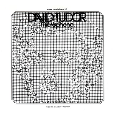 David Tudor MICROPHONE CD