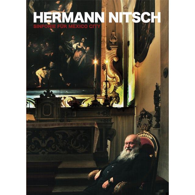 Hermann Nitsch SINFONIE FUR MEXICO CITY CD