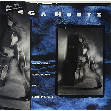 RIOT SANCTUARY FIFTH ANGEL Vinyl Record
