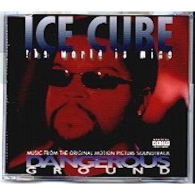 Ice Cube WORLD IS MINE (3 MIXES) CD