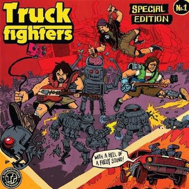 Truckfighters GRAVITY X / PHI Vinyl Record Box Set