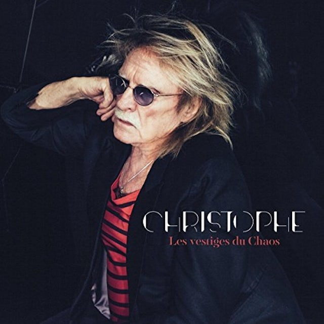 Christophe LES VESTIGES DU CHAOS CD
