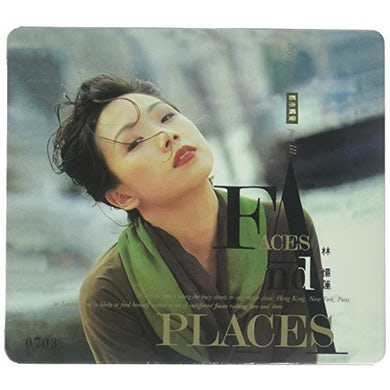 Sandy Lam CITY RHYTHM PART III: FACES & PLACES Super Audio CD