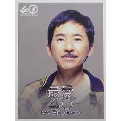 George Lam MY BELOVED 40 CD