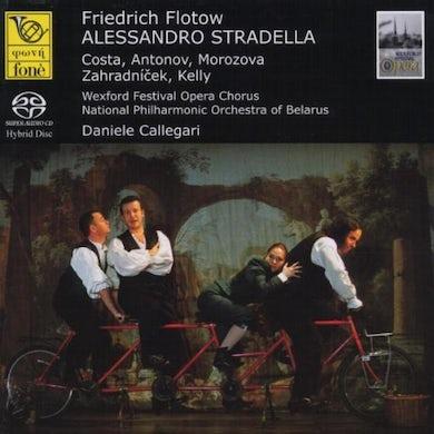 Flotow ALESSANDRO STRADELLA Super Audio CD