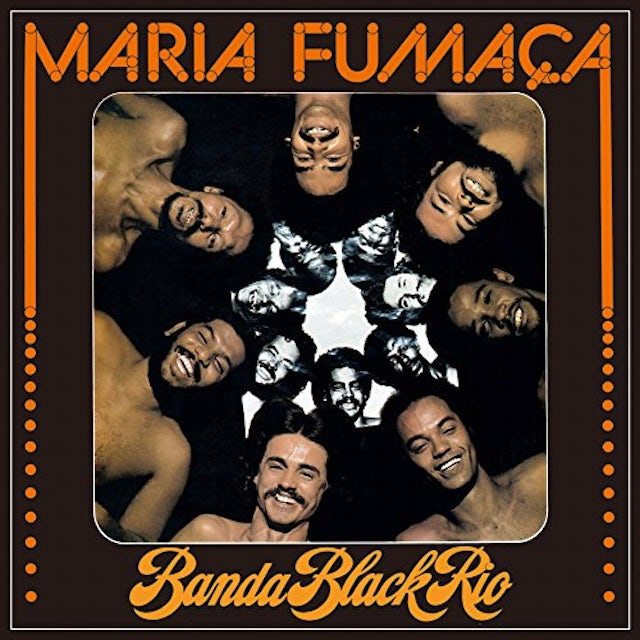 Banda Black Rio MARIA FUMACA: LIMITED CD