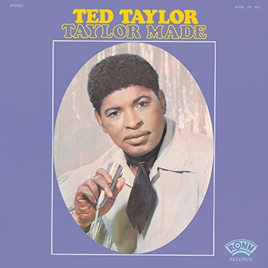 Ted Taylor TAYLOR MADE CD