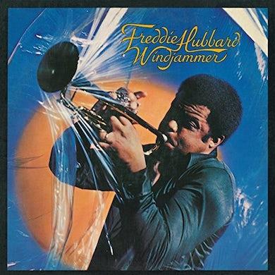 Freddie Hubbard WINDJAMMER CD