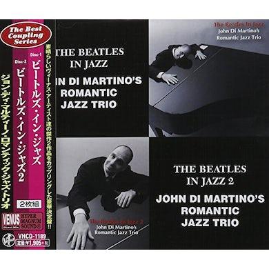Romantic Jazz Trio BEATLES IN JAZZ VOL 1 & 2 CD