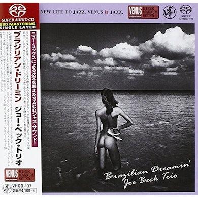 Joe Beck BRAZILIAN DREAMIN Super Audio CD