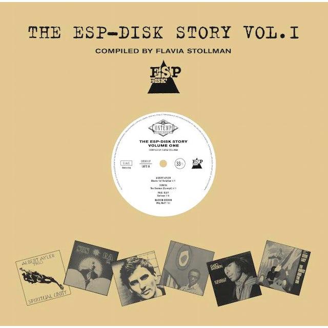 ESP DISK STORY 1 / VARIOUS