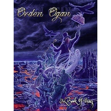 Orden Ogan BOOK OF OGAN CD