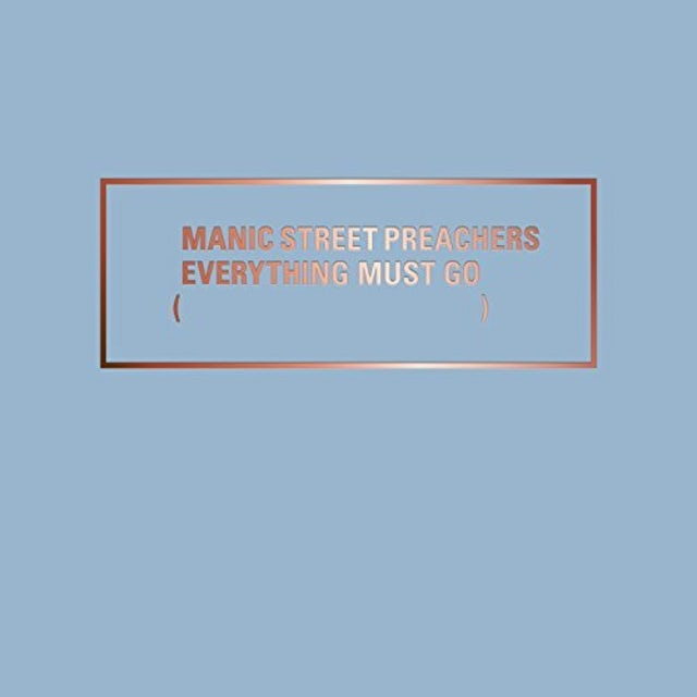Manic Street Preachers EVERYTHING MUST GO 20 CD