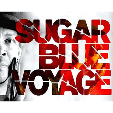 Sugar Blue VOYAGE CD